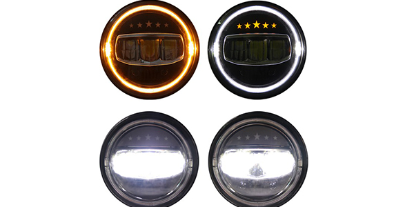Head lamps-drl type 2